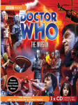 Doctor Who, The Invasion,(CD COVER ONLY) signed by Nick Courtney, Sally Faulkner & Ian Fairbairn 1348